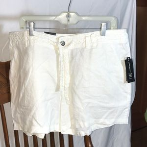 Super Cute INC Int'l Concepts Linen Shorts